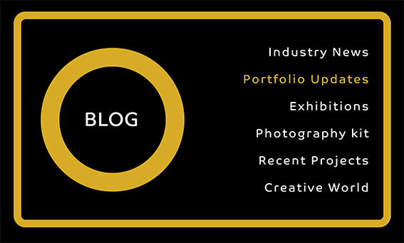 Portfolio updates blog by Phillip Shannon Photography