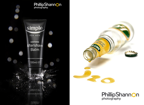 Creative Product And Pack Shot Photography C Phillip Shannon